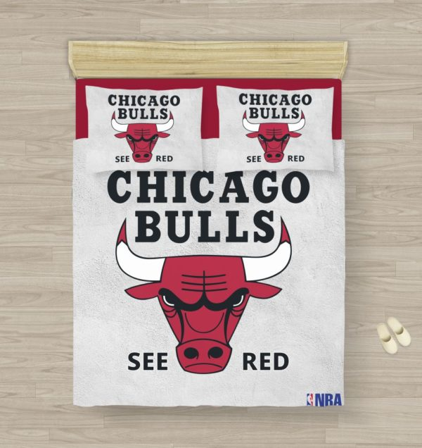 NBA Chicago Bulls Bedding Comforter Set 1 600x636 - NBA Chicago Bulls Bedding Comforter Set