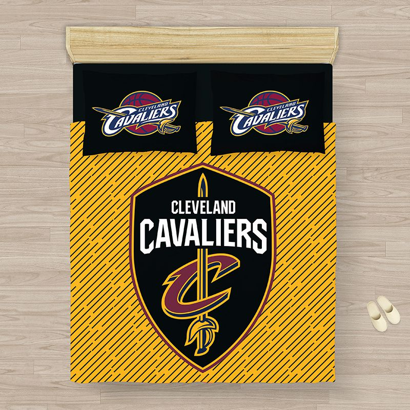 Buy Nba Cleveland Cavaliers Bedding Comforter Set Up To 50 Off
