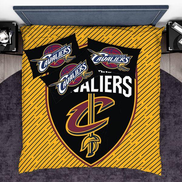 NBA Cleveland Cavaliers Bedding Comforter Set 3 600x600 - NBA Cleveland Cavaliers Bedding Comforter Set
