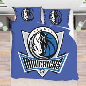 NBA Dallas Mavericks Bedding Comforter Set (1)