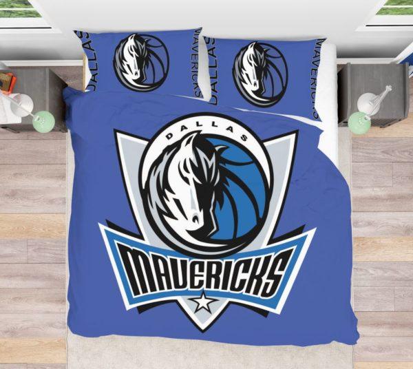NBA Dallas Mavericks Bedding Comforter Set (1)