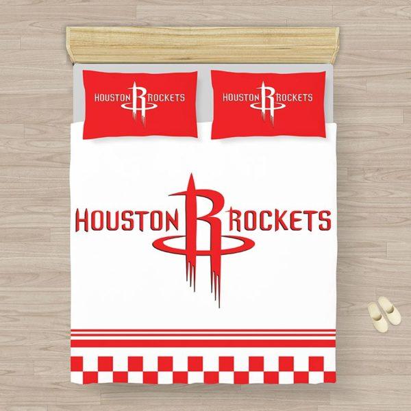NBA Houston Rockets Bedding Comforter Set 1