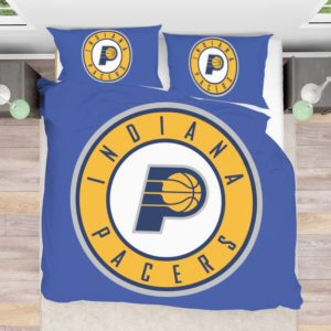 NBA Indiana Pacers Bedding Comforter Set (1)