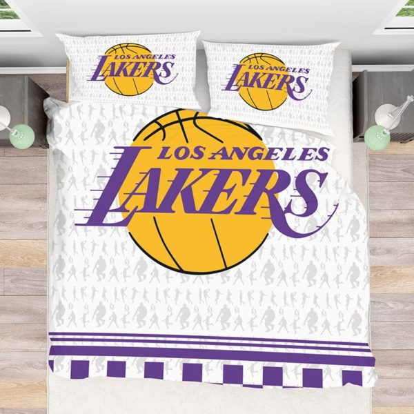 NBA Los Angeles Lakers Bedding Comforter Set (1)