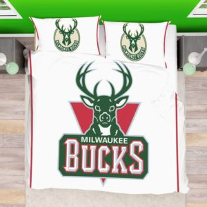 NBA Milwaukee Bucks Bedding Comforter Set
