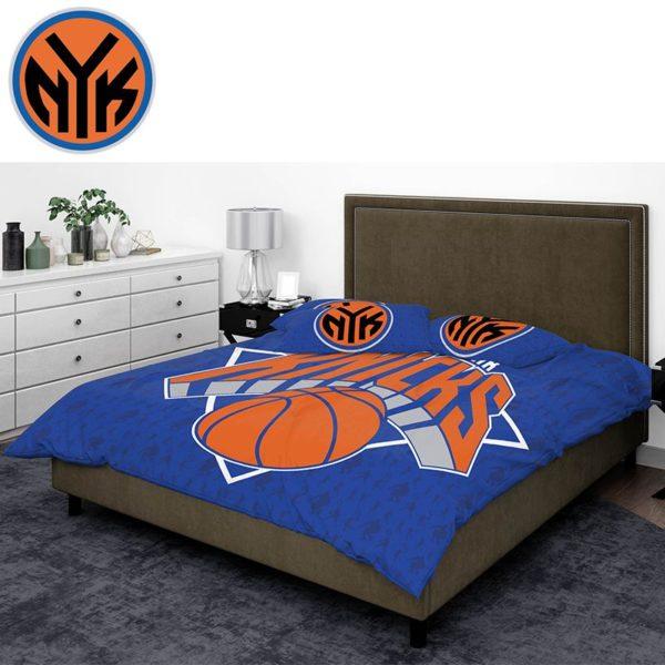 NBA New York Knicks Bedding Comforter Set 2 600x600 - NBA New York Knicks Bedding Comforter Set