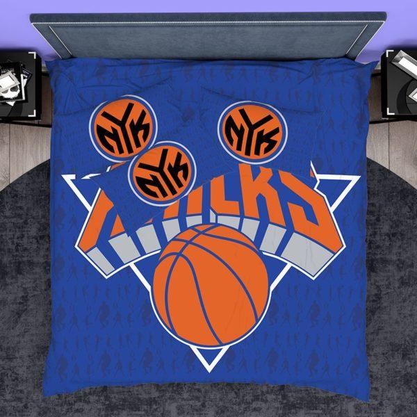 NBA New York Knicks Bedding Comforter Set 3 600x600 - NBA New York Knicks Bedding Comforter Set