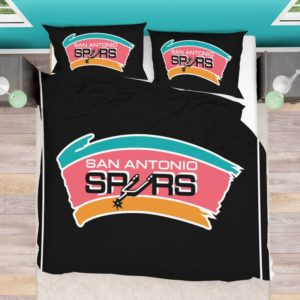NBA San Antonio Spurs Bedding Comforter Set
