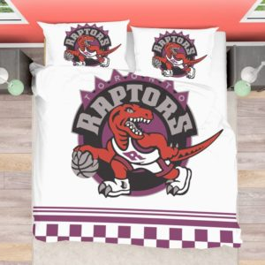 NBA Toronto Raptors Bedding Comforter Set