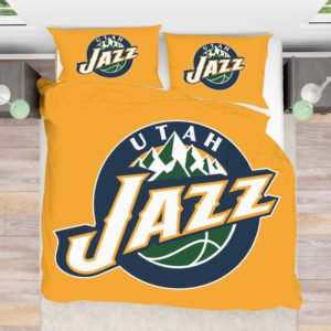 NBA Utah Jazz Bedding Comforter Set