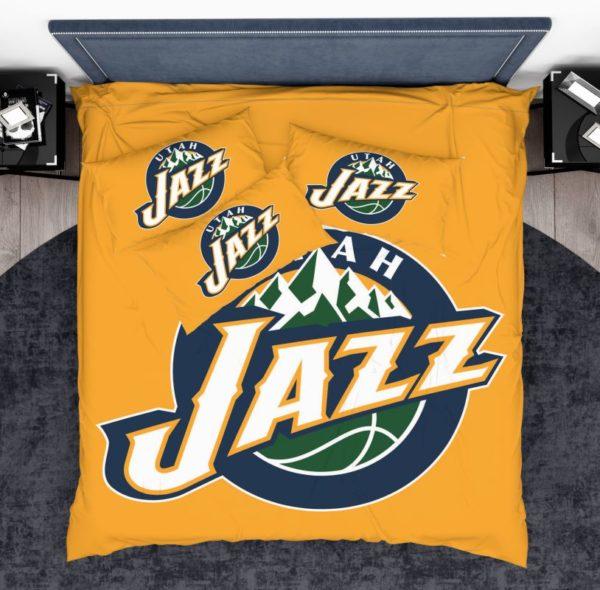 NBA Utah Jazz Bedding Comforter Set 3