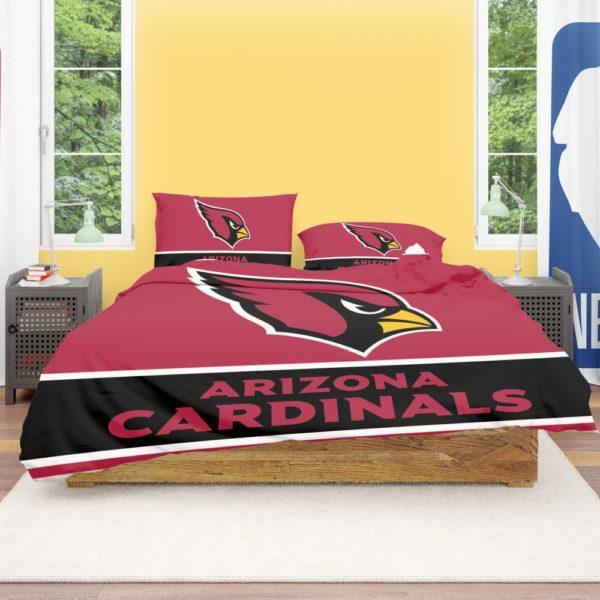 NFL Arizona Cardinals Bedding Comforter Set