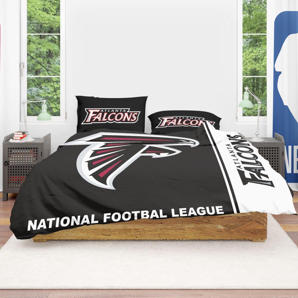 online retailer d0ff8 126ff Buy NFL Atlanta Falcons Bedding Comforter Set | Up to 50% Off
