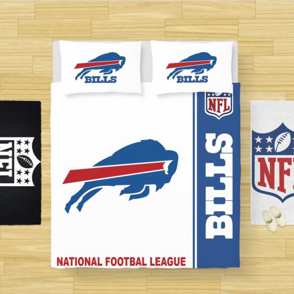 NFL Buffalo Bills Bedding Comforter Set