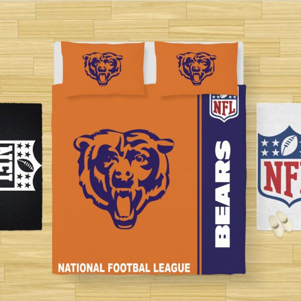 NFL Chicago Bears Bedding Comforter Set