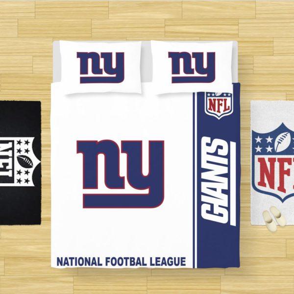 NFL New York Giants Bedding Comforter Set