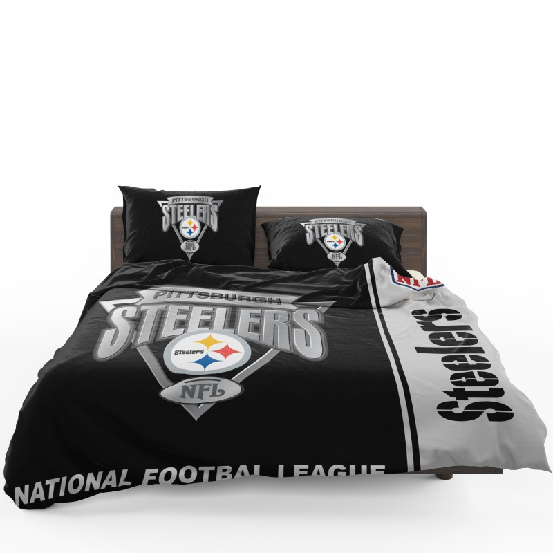 NFL Pittsburgh Steelers Bedding Comforter Set