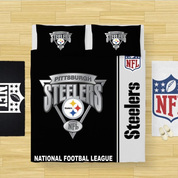 NFL Pittsburgh Steelers Bedding Comforter Set