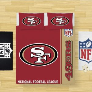 NFL San Francisco 49ers Bedding Comforter Set
