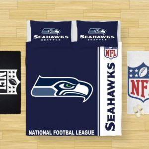 NFL Seattle Seahawks Bedding Comforter Set