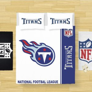 NFL Tennessee Titans Bedding Comforter Set