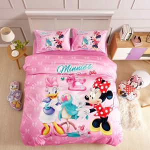 Pink Disney Minnie Mouse Teen Bedding Set 1 300x300 - Pink Disney Minnie Mouse Teen Bedding Set