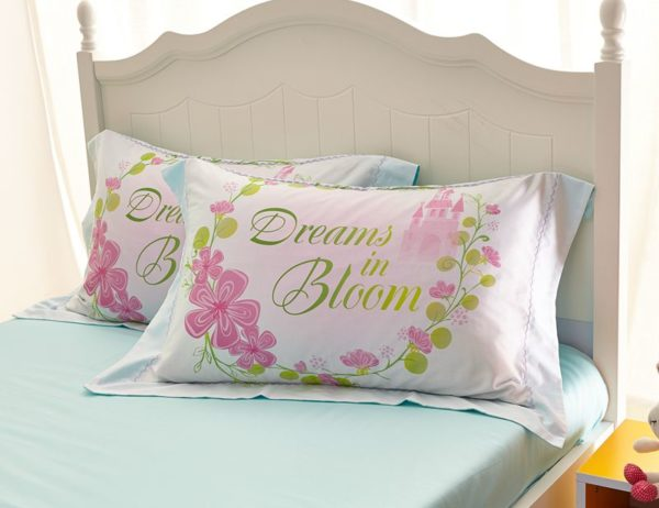 Princess Garden Dreams in Bloom Bedding Set 7