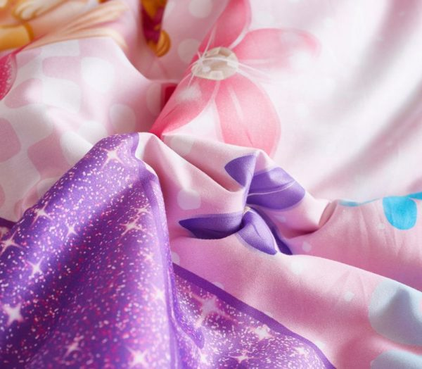 Princess bed comforter sets for girls 4 600x524 - Princess Bed Comforter Sets for Girls