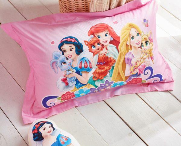 Princess bed comforter sets for girls 7 600x483 - Princess Bed Comforter Sets for Girls