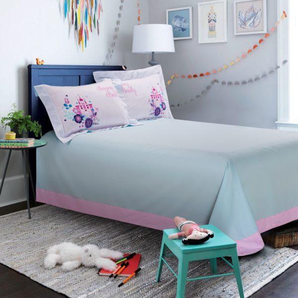 Sleeping Beauty Princess Aurora Bedding Set 10