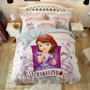 Sofia the First Once Upon a Princess Pink Bedding Set