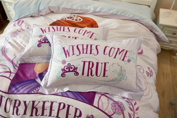 Sofia the First Once Upon a Princess Pink Bedding Set 3