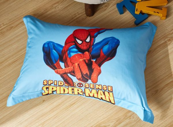 Spider Sense Spider Man Bedding Set MAV 0222 3 600x440 - Spider Sense Spider-Man Bedding Set Mav-0222