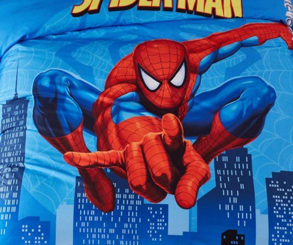 Spider Sense Spider Man Bedding Set MAV 0223 3 600x501 - Spider Sense Spider-Man Bedding Set Mav-0223