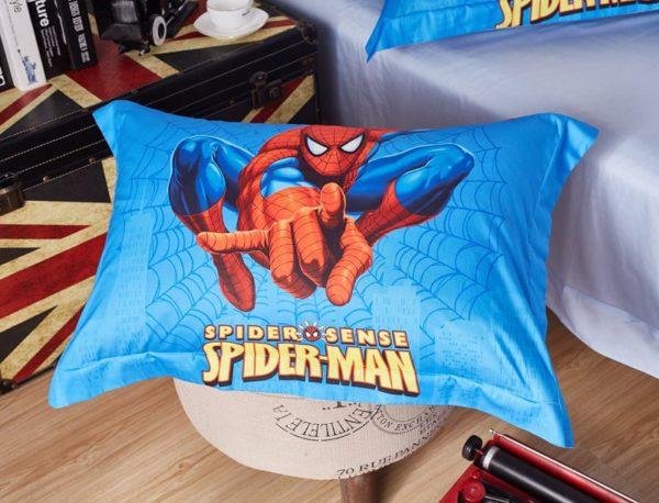 Spider Sense Spider Man Bedding Set MAV 0223 7 600x458 - Spider Sense Spider-Man Bedding Set Mav-0223