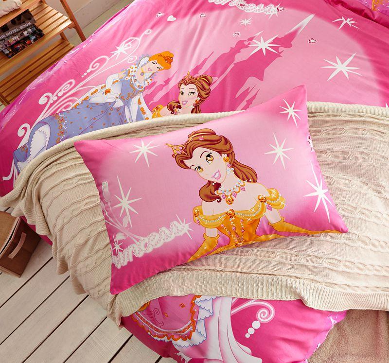 Posh Bedrooms For Girls Disney Princess Bedroom Accessories Bedroom Sets At Value City Bedroom Sets With Platform Beds: Teen Girls Disney Princess Bedding Set