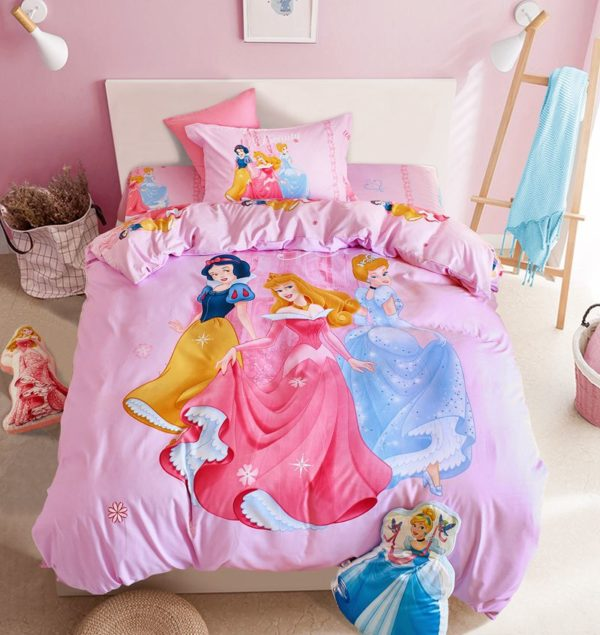 Teen Girls Polyester Bedding Set 1