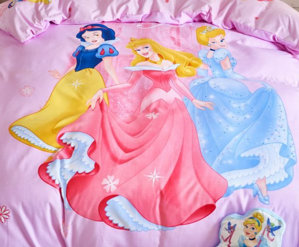 Teen Girls Polyester Bedding Set 2