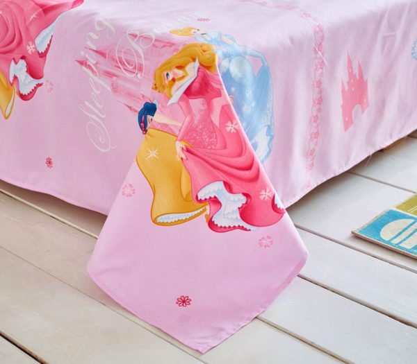 Teen Girls Polyester Bedding Set 8