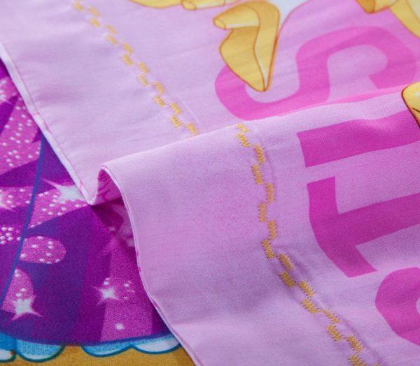 Teen Girls Princess Comforter Set Twin Queen Size 6