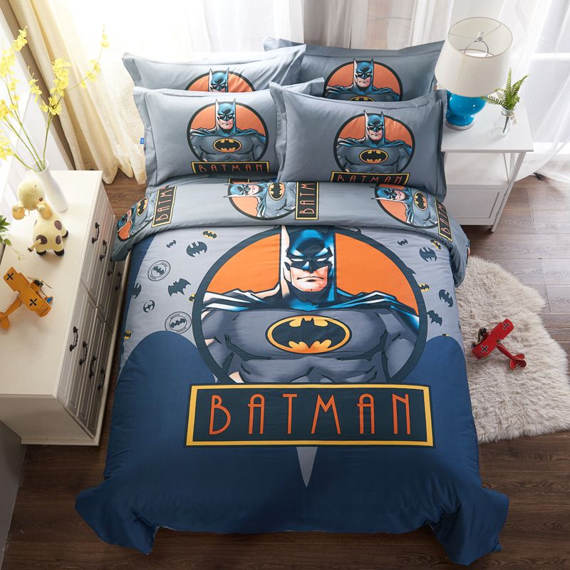 The Dark Knight Rises Batman Bedding Set