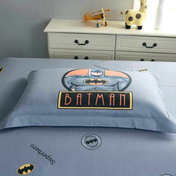 The Dark Knight Rises Batman Bedding Set