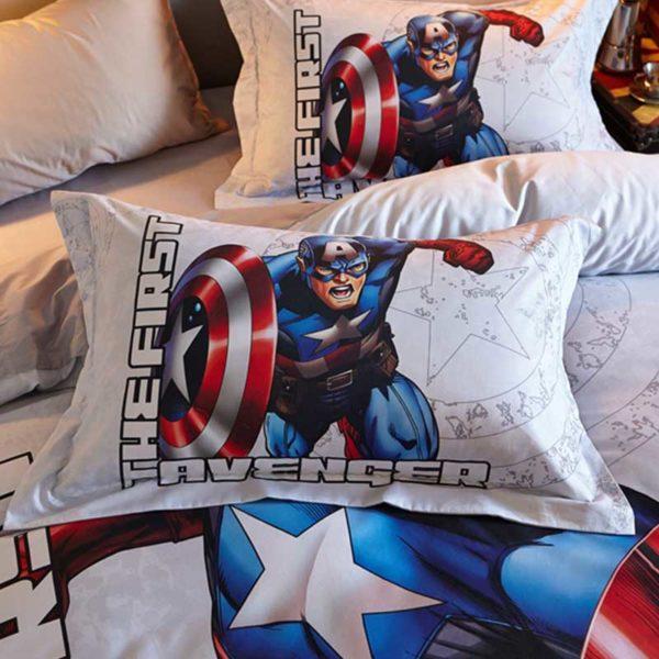 The First Avenger Captain America Bedding Set 6