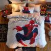 Ultimate Spider Man Super Hero Bedding Set