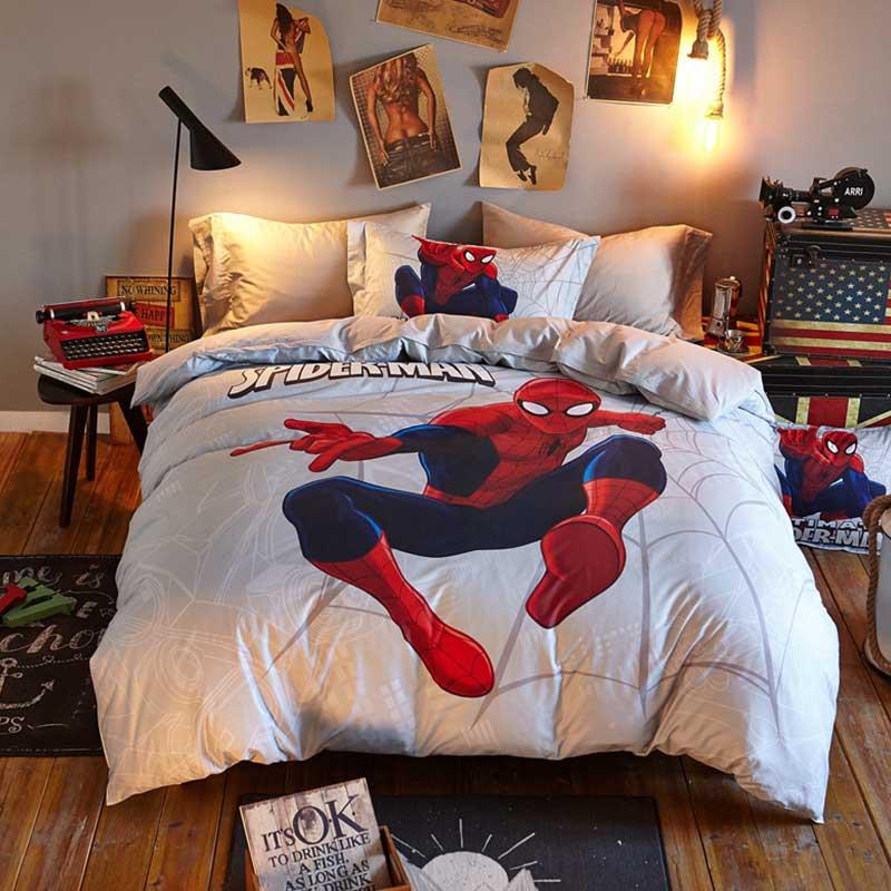 Ultimate Spider Man Super Hero Bedding Set Ebeddingsets