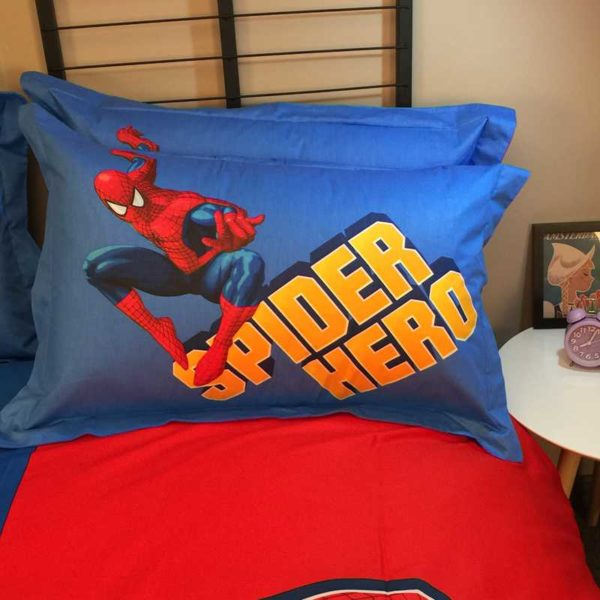 Ultra Cool Amazin Spider Man Teen Bedding Set 7
