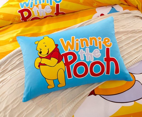 Winnie The Pooh Dreaming Of Honey Bedding Set 3