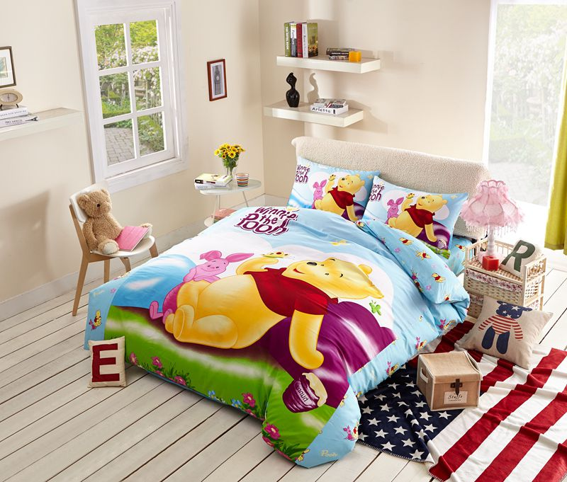 Winnie The Pooh Bedding Sets Twin