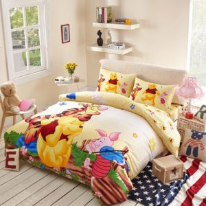 Winnie the Pooh and Tigger Disney Bedding Set 1 300x300 - Winnie the Pooh and Tigger Disney Bedding Set