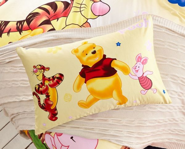 Winnie the Pooh and Tigger Disney Bedding Set 4